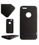 เคสไอโฟน 6 6S - ROCK ROYCE Navy CASE IPHONE 6 6S [สีน้ำเงิน]