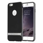 เคสไอโฟน 6 6S - ROCK ROYCE Grey CASE IPHONE 6 6S [สีเงิน]