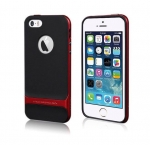 เคสไอโฟน 5 5s SE - ROCK Royce Red Case iPhone 5/5s/SE  [สีแดง]