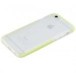 เคสไอโฟน 6 6s เคสกันกระแทก  ROCK Guard Case iPhone 6 6s [ขาว/เขียว]