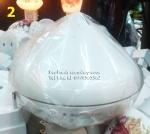 เครื่องพ่นสปา Modern Style แบบที่ 2 (White Garlic Shape)
