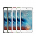 เคสไอโฟน 6 6s เคสกันกระแทก  ROCK Guard Case iPhone 6 6s [ขาว/แดง]