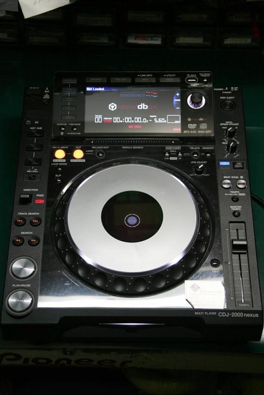 CDJ-2000NEXUS