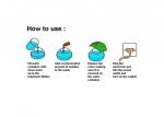 ปลีก-ส่ง เครื่องฟอกอากาศระบบน้ำ Cartoon Design & No LED