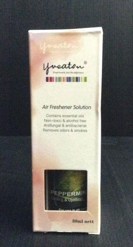 GreenSphere กลิ่น Peppermint ขนาด 30 ml