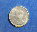 ขาย เหรียญ 1 บาท รัชกาลที่ 9 หลังครุฑ ปี 2517