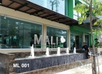 บ่อน้ำพุ หน้าโครงการ MALI เพื่อสุขภาพแนวใหม่ ที่ปากซอยเอกชัย 85