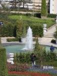 น้ำพุแต่งสวน ในโครงการ The BlueSky รีสอร์ท เขาค้อ