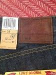 กางเกงยีนส์  ลีวายส์ 501  U.S.A  ริมแดง, ริมเขียว  บลูยีนส์ รุ่นต่างๆ ของแท้นำเข้า