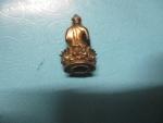 พระพุทธนั่งบัววัดคลองมอญกาไหล่ทอง