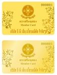 การ์ด สยาม 0.5 บัตรพื้นประกาย บัตรพื้นเมทัลลิค