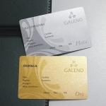 สยามการ์ด 0.76 บัตรพื้นผิวเมทัลลิค