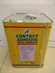 กาวเหลือง กาวยางดีบี DB-828 Contact adhesive มีคุณสมบัติในการยึดติดสูง ยึดติดได้กับทุกวัสดุ