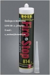ยาแนวซิลิโคนกันไฟ BOSS 814 SILICONE FIRE STOPE (300 ml.)