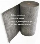 แผ่นดูดซับน้ำมันและเคมี บูมล้อมน้ำมัน หมอนดูดซับน้ำมัน Universal pad / Boom / Sock