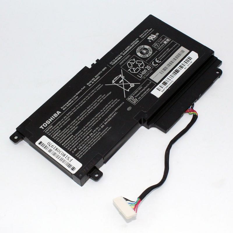 แบตเตอรี่ Notebook Toshiba รหัส NLT-P55 ความจุ 43Wh (ของแท้) รับประกัน 6 เดือน