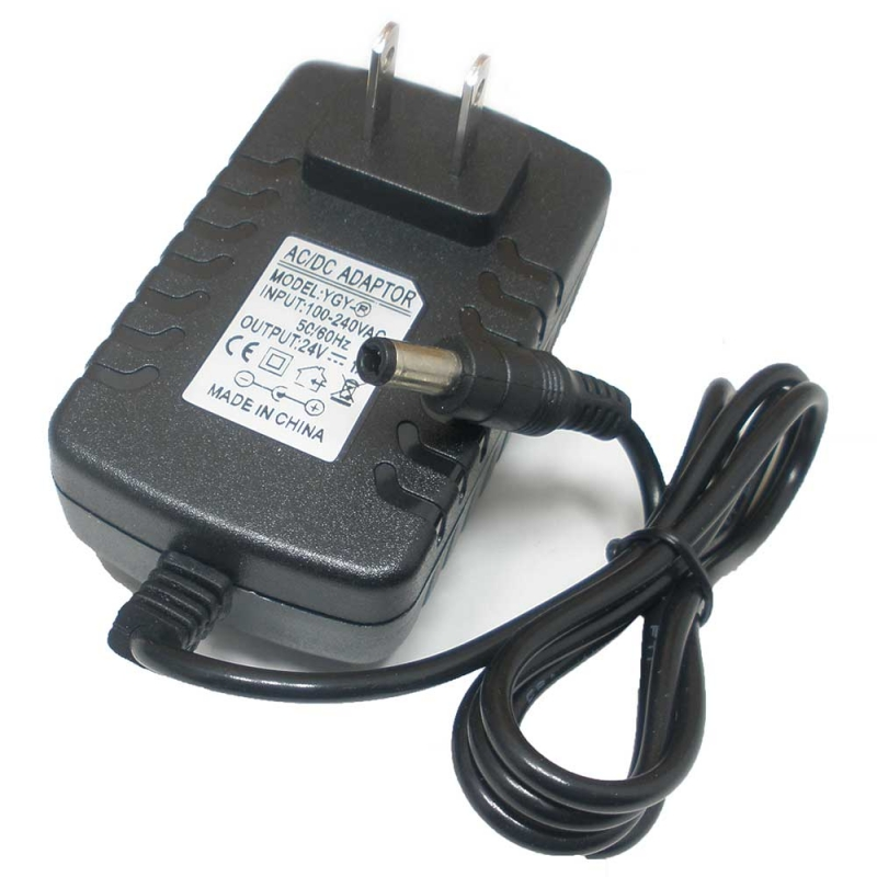 Adapter สำหรับจอ LCD/LED/อื่นๆ 24V/1A (24V/3A) (5.5x2.5mm)