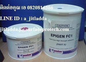 Epigen FC-1 Fast Cure Adhesive & Patch  อีพ็อกซี่แห้งเร็ว
