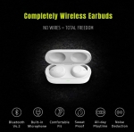 Free delivery!! Completely Wireless Earbuds หูฟังไร้สาย