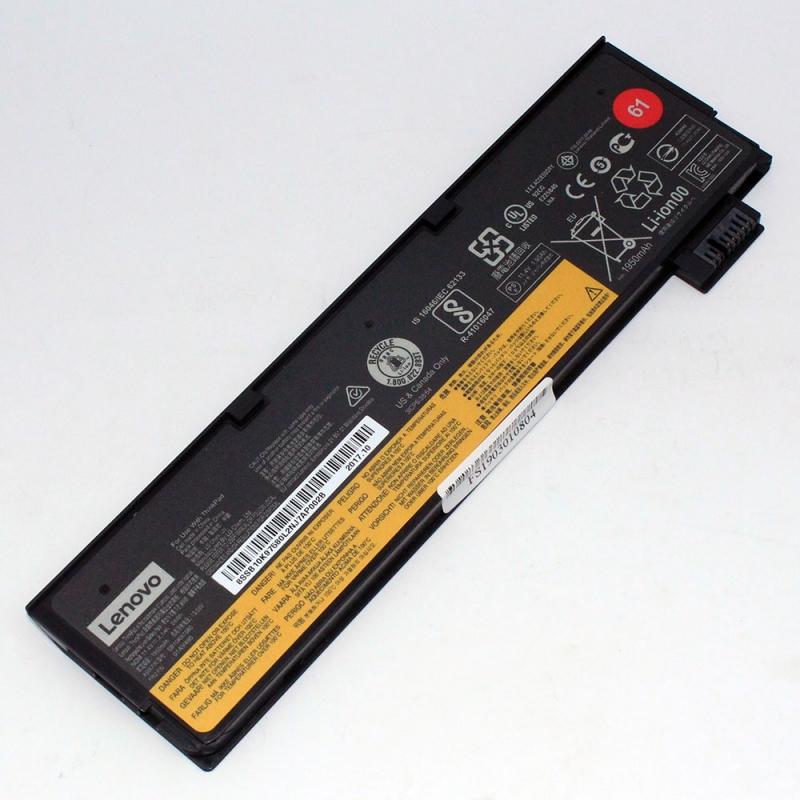 แบตเตอรี่ Notebook IBM/Lenovo รหัส NLLV-T470 ความจุ 24Wh ของแท้ ประกันร้าน 6 เดือน