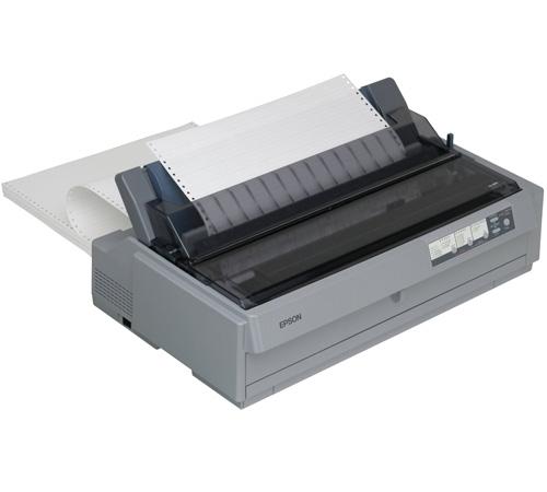 โปรโมชั่น ขายปริ้นเตอร์ Dotmatrix Epson LQ-2190 มือหนึ่งแกะกล่อง