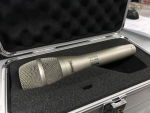 ไมล์โครโฟน Shure KSM 9 ของแท้ ใหม่ เป็นไมล์เสียงดี เหมาะกับการร้องเพลง หรือ ร้อง