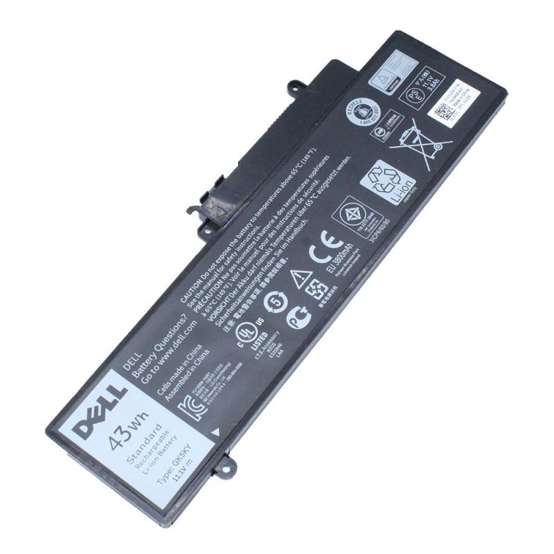 แบตเตอรี่ Notebook สำหรับ DELL รหัส NLD-7347 ความจุ 43Wh (ของแท้)