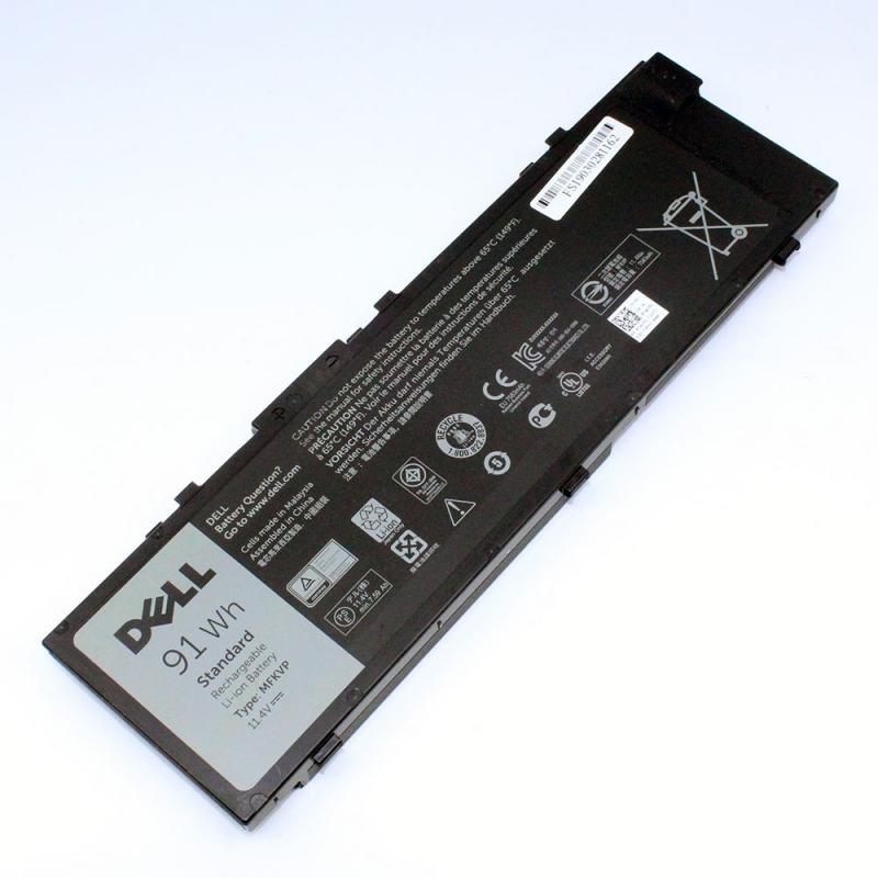 แบตเตอรี่ Notebook สำหรับ DELL รหัส NLD-7720 ความจุ 91Wh (ของแท้)