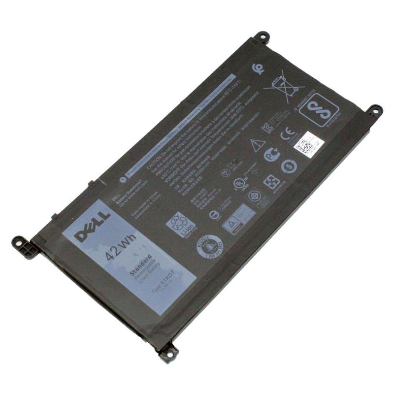 แบตเตอรี่ Notebook สำหรับ DELL รหัส NLD-3180 ความจุ 42Wh (ของแท้)