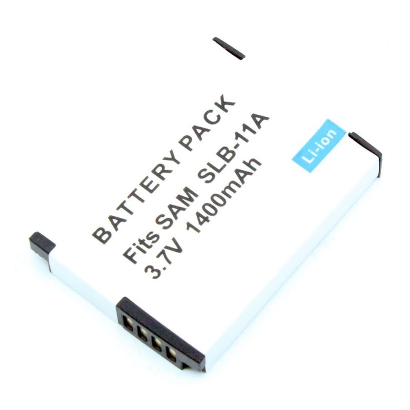 แบตเตอรี่ สำหรับกล้อง Samsung รหัสแบต SLB-11A+ (ความจุ 1400mAh) รับประกัน 6 เดือน