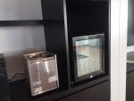 Mini Bar Glass Door,Hotel,มินิบาร์,โรงแรม,ตู้เย็นเล็ก,บานประตูกระจกใส รุ่น XC-40BขนาดW40xD47.5xH52cm