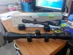 กล้องติดปืนยาวแท้KONUSHOT 3-12x40 รุ่นมาตราฐานแข่งขัน