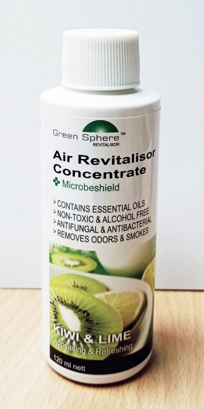 GreenSphere - Kiwi & Lime น้ำมันหอมระเหย 120 ml