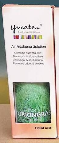 GreenSphere - Lemongrass น้ำมันหอมระเหย 120 ml