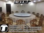 Half folding table with wheels,Round,Table Meetting,Table Banquet,โต๊ะกลมพับครึ่งมีล้อโต๊ะจีนโต๊ะกลม