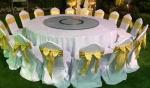 จานหมุนบนโต๊ะอาหาร,วงแหวน,วงกลมหมุน,เรซีซูัซัน,เลซี่ซูซาน,Lazy Susan,Zusan,รุ่น LZ-12,ขนาด 12นิ้ว