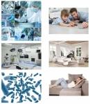 หัวเชื้อ DIY ผลิตภัณฑ์ทำความสะอาดกำจัดเชื้อรา & แบคทีเรีย 1 ลิตร